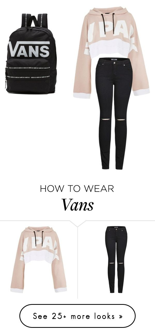 """""""I love it"""" by frygal06 on Polyvore featuring Topshop, 2LUV and Vans"""