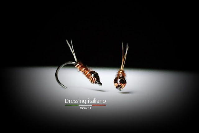 Dressing Italiano: Costruire una ninfa MICRO P.T by Dressing Italiano...