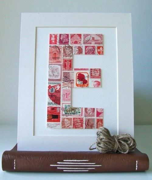 stamp monogram