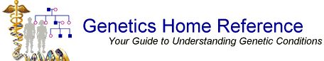 Genetics Home Reference (GHR): your guide to understanding genetic conditions. GHR is the National Library of Medicine's web site for consumer information about genetic conditions and the genes or chromosomes related to those conditions. GHR provides consumer-friendly information about the effects of genetic variations on human health.