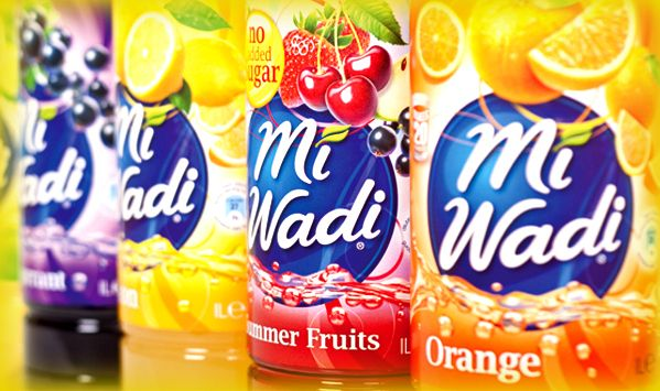 My goodness - Mi Wadi - Concentrate packed with natures goodness! USA delivery!