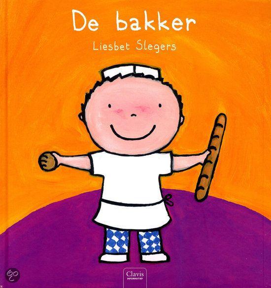 Thema bakker: boek 'De bakker'