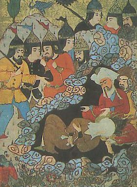 SANDAKAN MAGIC: Islamic Depictions of Mohammed with Face Hidden