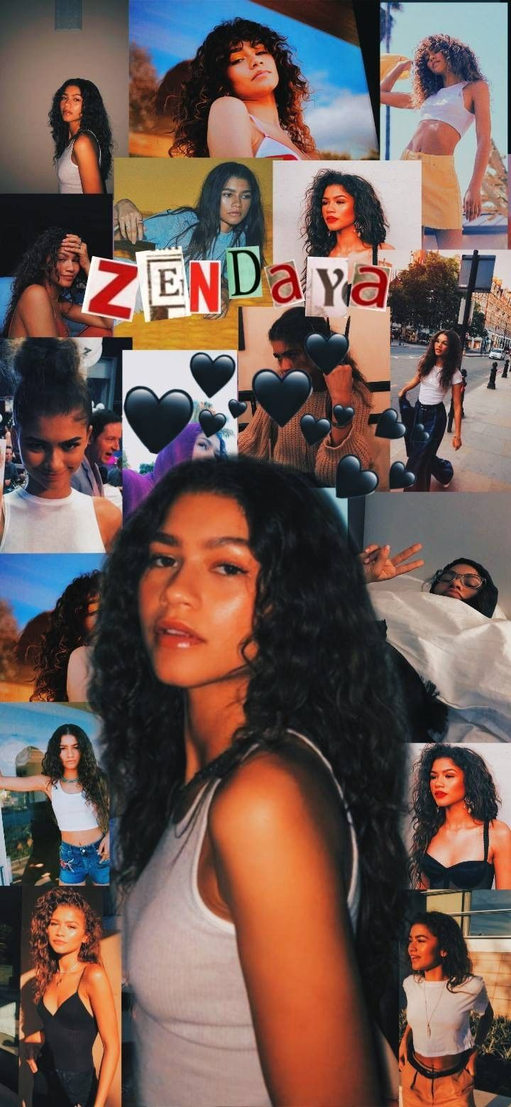 Zendaya Wallpaper Celebrity Wallpapers Bad Girl Aesthetic Bad Girl Wallpaper