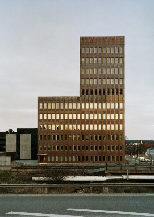 General Architecture | Skellefteå Kraft