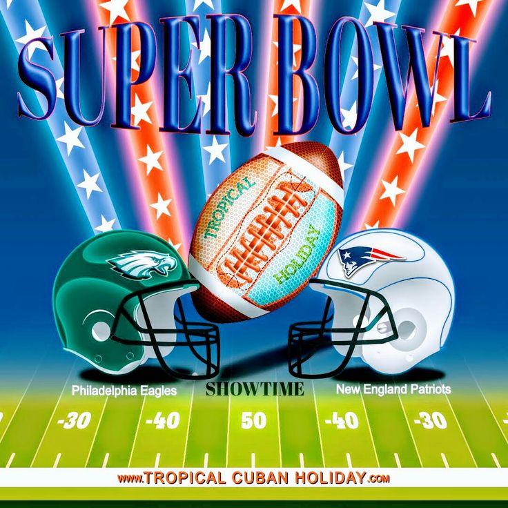 Super Bowl Fever 2018  tropicalcubanholiday.com