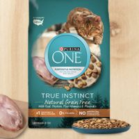 FREE Sample of Purina ONE True Instinct Cat Food