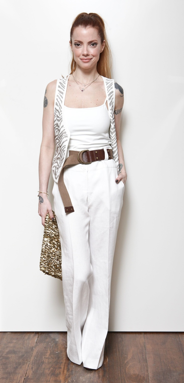 White Branco Neutralizando Pinterest Diva Clothes And White