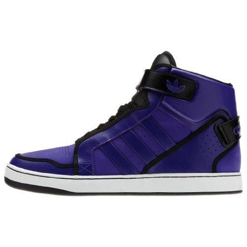 Adidas High-Top Blue Skate Shoe Mens Size 9.5