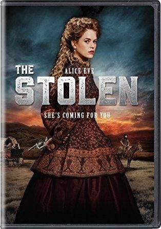 Alice Eve & Graham McTavish & Niall Johnson-The Stolen
