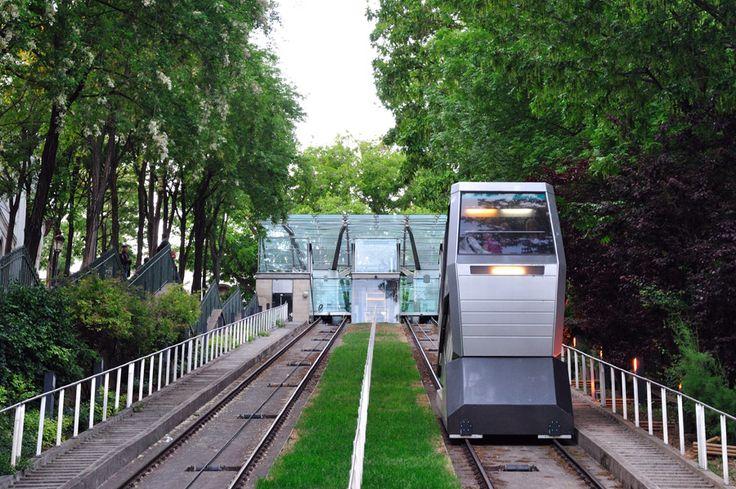 Funicular De Montmartre Informacion Historia Precio Y