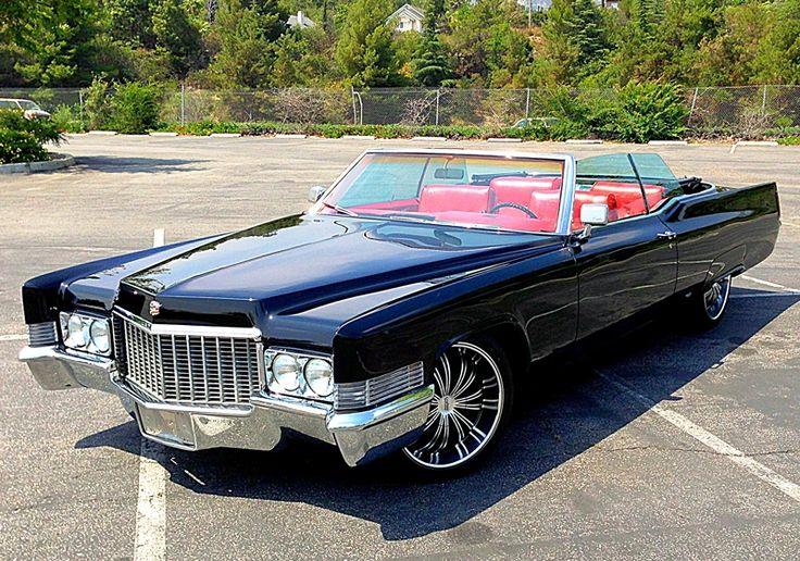 1970 Cadillac Google Search Steel Rollin' Pinterest