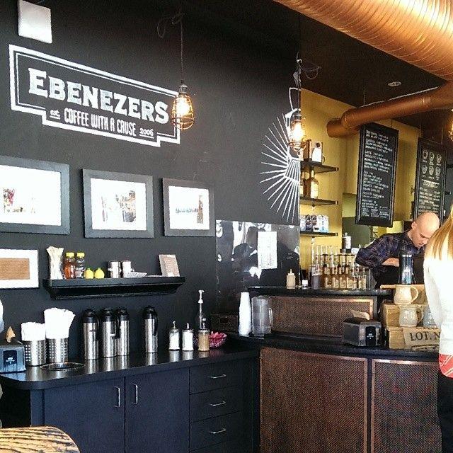 Ebenezers Coffeehouse!