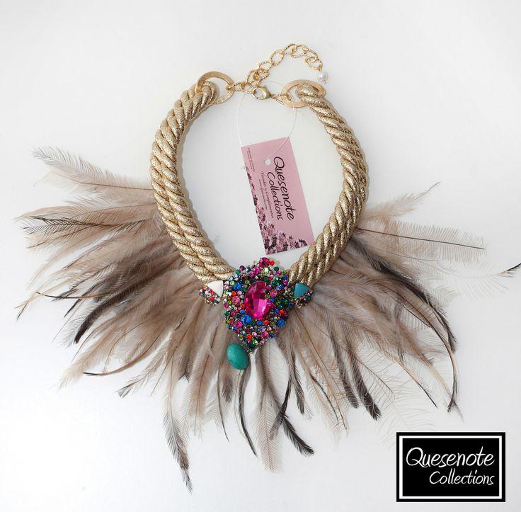 Colección Diamantina Quesenote Collections