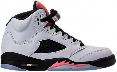 f177020974b88e Nike Girls  Grade School Air Jordan Retro 5 (3.5y-9.5y) Basketball Shoes   girlsbasketballshoes