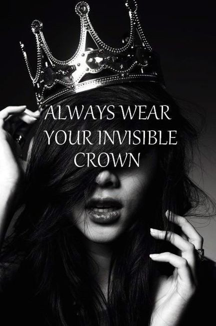 I'm not living for you, I'm just living.: King Of King, Princess, Remember This, Every Girls, Quotes, Invisible Crowns, Invi Crowns, The Queen, Invisiblecrown