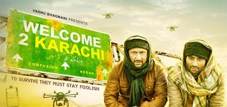 Download Welcome To Karachi (2015) Hindi Pre DvD Rip XviD 700MB Follow us for more entertaining updates. #newhindimovies #hindimovies #hindimovies2014 #hindimoviesonline #hindimoviesdownload #downloadnewhindimovies #downloadhindimovies #bollywoodmovies #bollywoodmovies2014 #downloadmoviestorrents #moviedownloadsitess #newhindimovie #hindimovie #bollywoodmovie #movietorrent #welcometokarachi #karachi #actionmovies #comedymovies