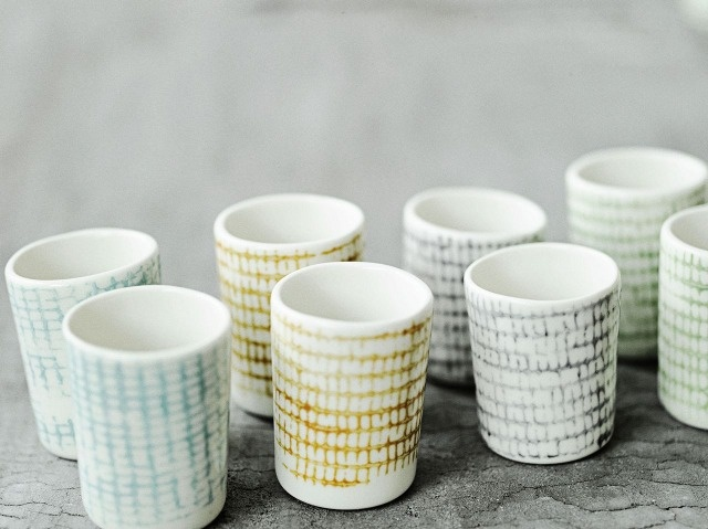 printdesign ceramics by Sukima