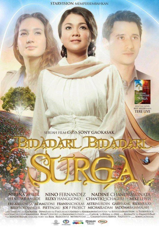Bidadari Bidadari Surga (Sony Gaokasak) • 6 Desember 2012 • 74.423 penonton