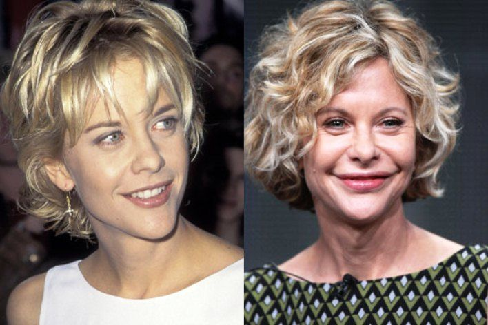 Meg Ryan Plastic Surgery Disaster Before And After Photos ...