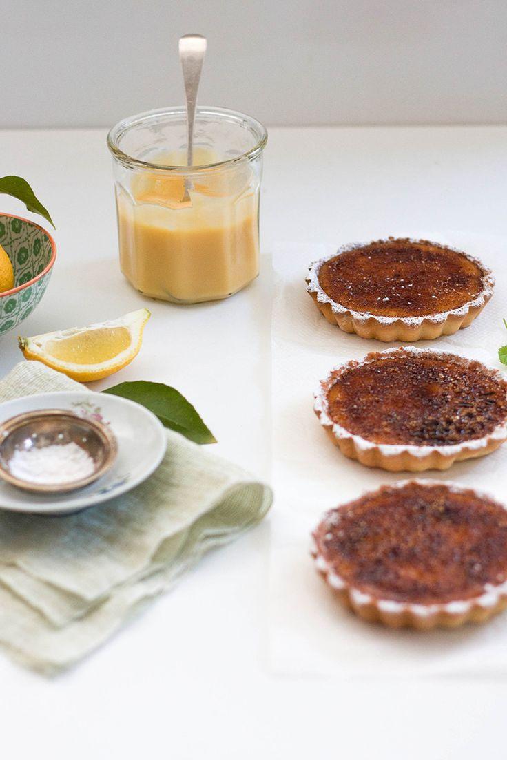 Ideas ricas para cocinar con frutas tartaletas de lemon - Film para cocinar ...