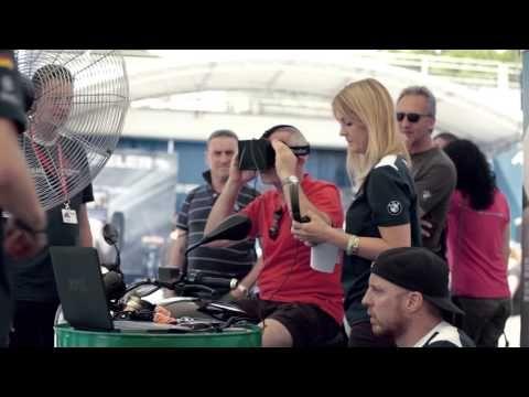 BMW Motorrad Deutschland - Eye Ride - YouTube