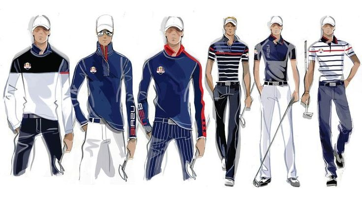 awesome Ryder Cup Apparel