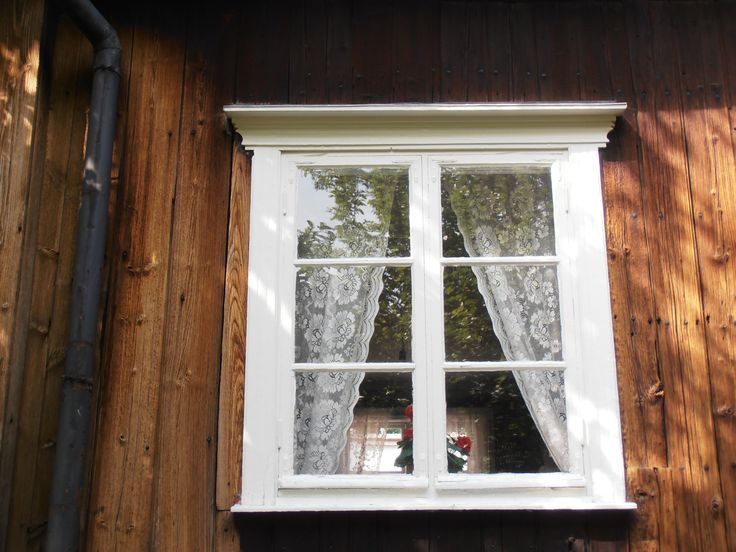 a Finnish window