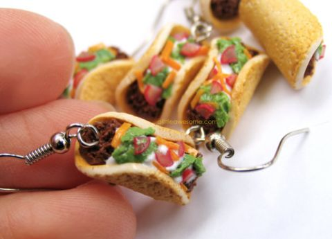 These babies are the perfect gift for your ~stylish~ taco-loving bff. BUY NOW: $19