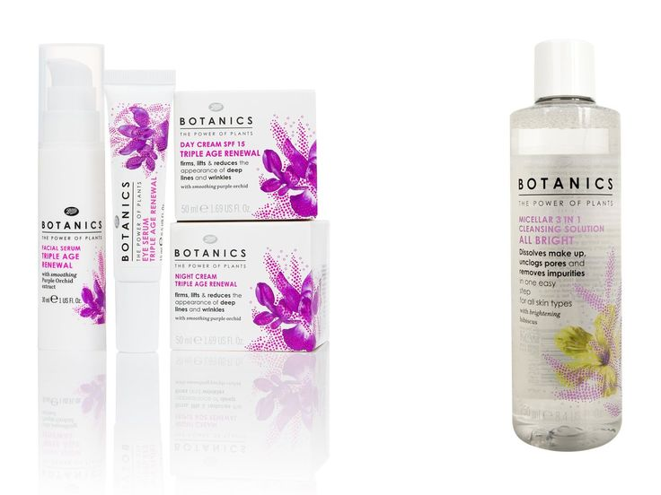 Win £300 worth of Boots vouchers and a Botanics skincare hamper