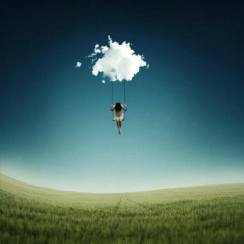 open.: Inner Strength, Magic, Sky, Innerstrength, Dreams, Swings, Inspiration Photography, Cloud,  Chute