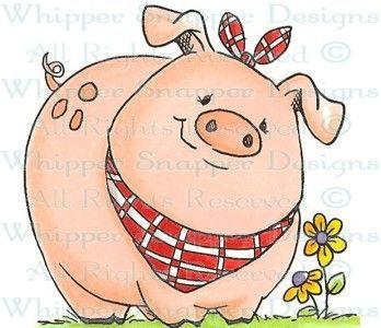 Porkchop - Spring/Summer 2015 - Rubber Stamps - Shop