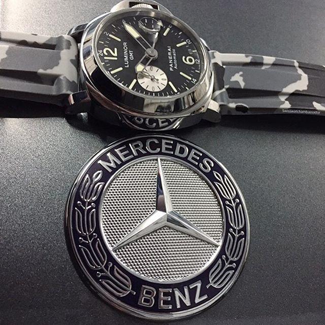 #mulpix ✨ Avez-vous une belle veille - PAM088 & @horusstraps ✨   #rolex #rolexero #rolexblog #louves #watches #wwatches #watchporn #wristporn #wristshot #watchoftheday #rolexwrist #fashion #style #luxury #luxurytimepieces #swissmade #dailywatches #TheWatchesClub # Mercedes # Panerai #horusstraps #swisswatchambassador #fun #dapper #car #star #silver