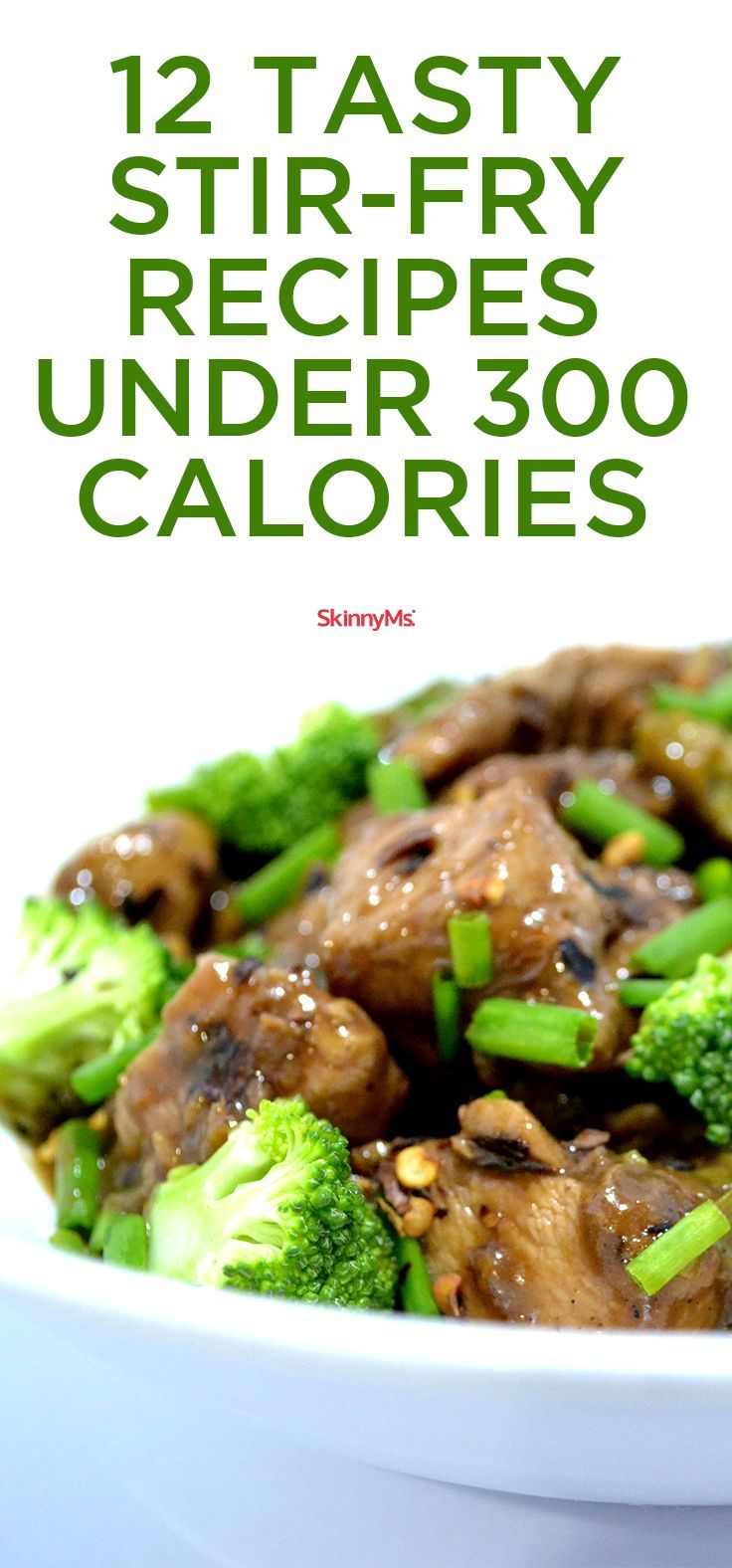 Best 25 under 300 calories ideas on pinterest under 300 calorie 12 tasty stir fry recipes under 300 calories clean eating meal planhealthy forumfinder Gallery