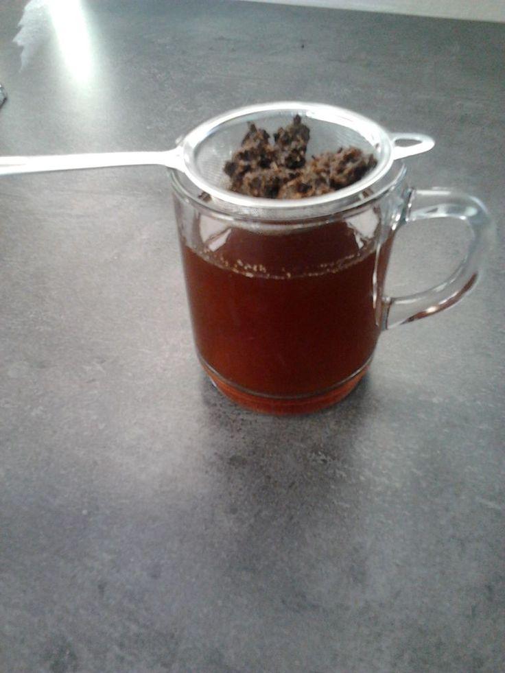 Homemade Dandelion Coffee #tea #drinks #recipe