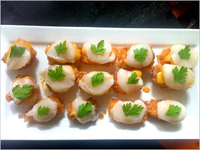 Jean Georges Vongerichten's Fried Sushi