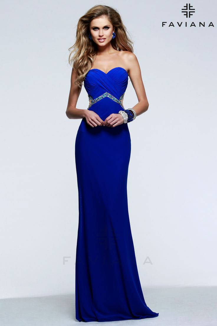 13 best Houston Prom 101 Faviana images on Pinterest | Party wear ...
