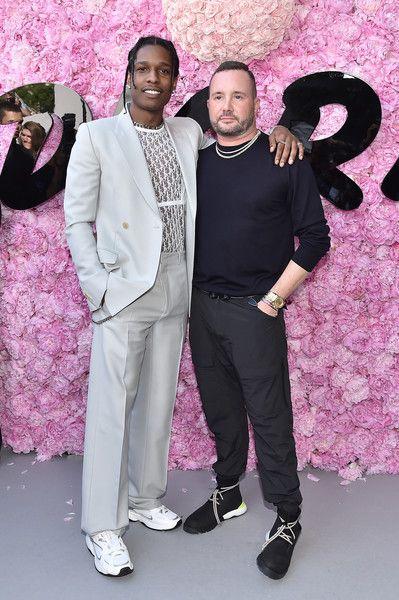 feeac996a6b9 ASAP Rocky Photos - ASAP Rocky attends the Dior Homme Menswear Spring Summer  2019 show as part of Paris Fashion Week on June 23