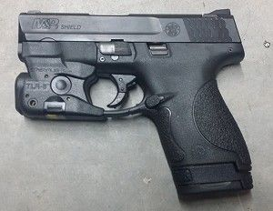 Streamlight TLR-6 M&P Shield 9/40 Weapon Light / Laser Find our speedloader now!  www.raeind.com  or  http://www.amazon.com/shops/raeind