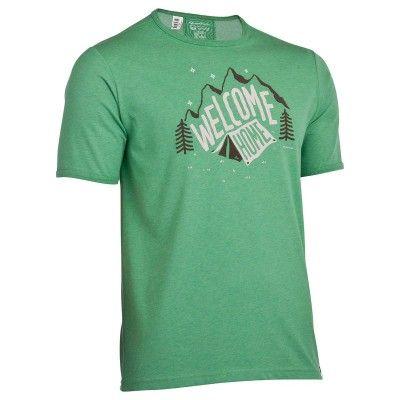 TechTIL 100 póló, zöld