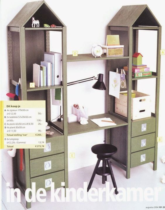 Ikea hack schreibtisch  55 best bureau images on Pinterest | Home, Live and Office spaces