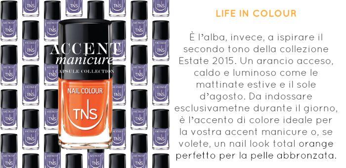 Chocolate Rose Style: [Beauty] Accent Manicure - Collezione Estate 2015