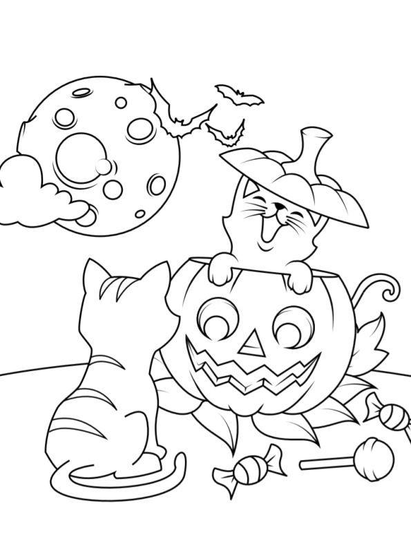 Angry Birds Halloween Kleurplaten.Kids N Fun 20 Kleurplaten Van Halloween Kids Bild Pinterest