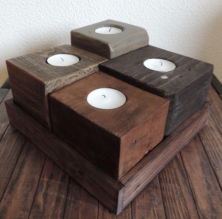 les 14 meilleures images du tableau cube palette sur pinterest bougeoirs bois et bricolage. Black Bedroom Furniture Sets. Home Design Ideas