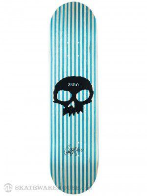 Zero Garrett Single Skull Deck  8.0 x 31.6