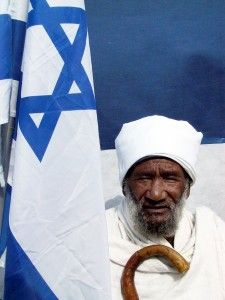 """""""Beta Israel: Ethiopian Jews and the Promised Land"""" now on exhibit at the OU Museum of Art"""