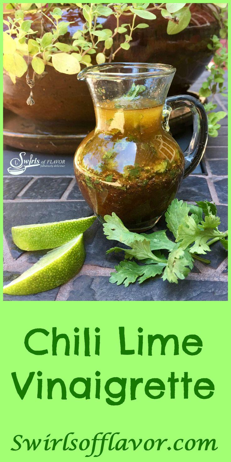 Chili lime vinaigrette recipe chili lime lime salad