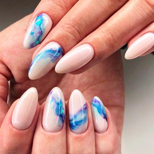 Suchen Sie nach Sommer Nägel Farbdesigns, die für diesen Sommer großartig sind. – Mode