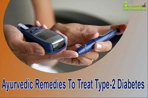 You can find more details about the ayurvedic remedies to treat type-2 diabetes at http://www.ayushremedies.com/herbal-treatment-for-type-2-diabetes.htm Dear friend, in this video we are going to discuss about the ayurvedic remedies to treat type-2 diabetes. Diabec capsule is one of the best ayurvedic remedies to treat type-2 diabetes problem.