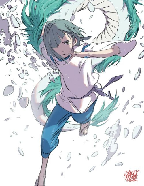 """Résultat de recherche d'images pour """"manga tumblr ghibli"""""""